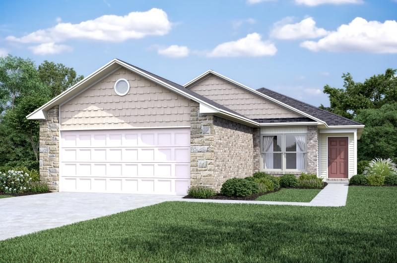 New Homes In Houston Tx Rose Meadow Farms Community Rausch Coleman Homes