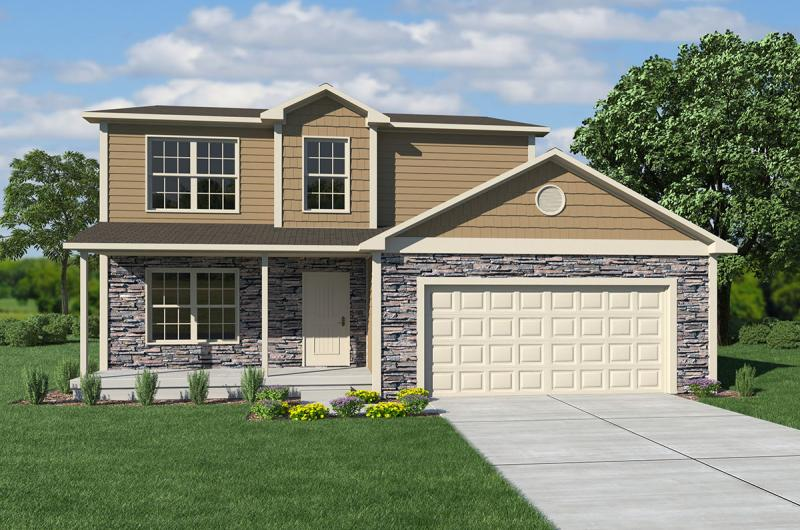 New Construction Homes In Kansas City Mo Plum Creek